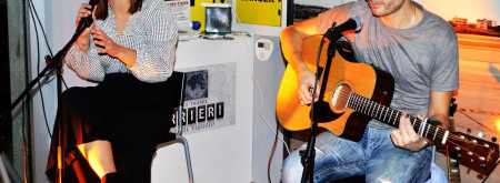 New Acoustic Duo Live