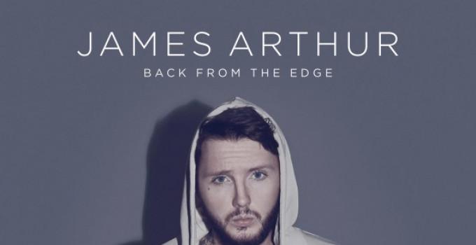 "James Arthur -  ""Back from the edge''"