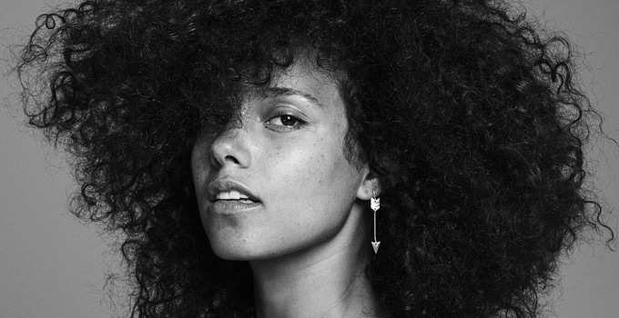 "Alicia Keys - ""Here"""