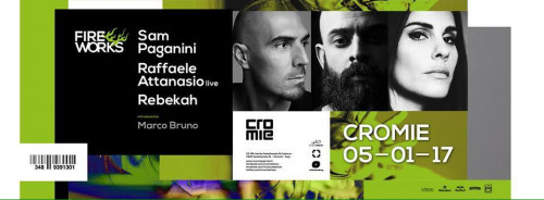Sam Paganini/R.Attanasio/Rebekah at Cromie