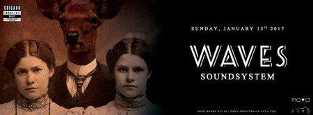 Waves Sunday Edition With Waves Sound System