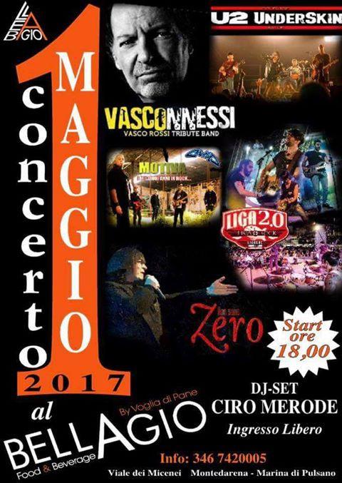 CONCERTO 1 MAGGIO AL BELLAGIO