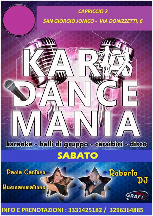 KARA DANCE MANIA