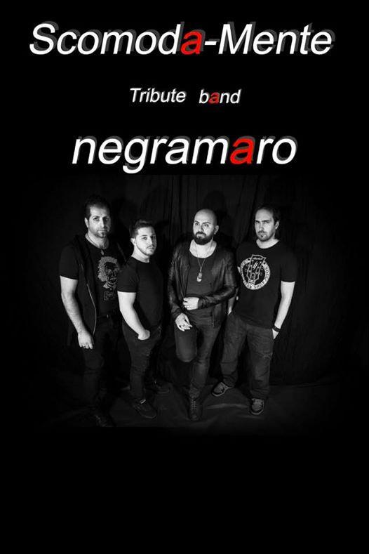 Scomoda-Mente Negramaro Tribute Band