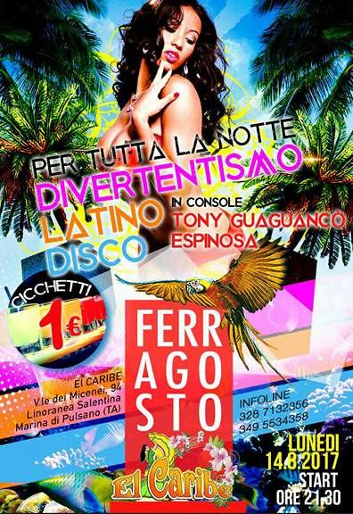 Ferragosto @El Caribe