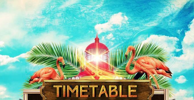 WiSH Outdoor Italy rivela la timetable