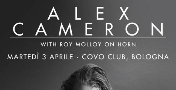 """ALEX CAMERON - in arrivo ad Aprile con il nuovo album """"Forced Witness"""""""