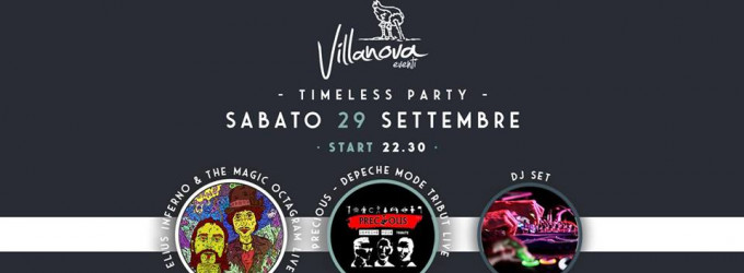 Timeless PARTY
