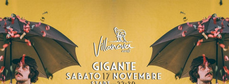 Gigante in concerto - open act: Julielle + NullaRe / Dj Set