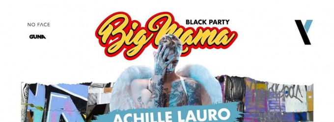 Achille Lauro in concerto Aftershow BigMama
