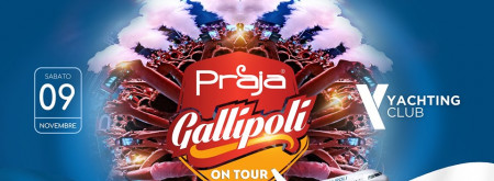 Praja Gallipoli® on Tour• Taranto •
